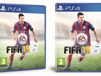 Messi será la portada del nuevo FIFA 15