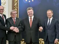 La Unión Europea descarta la intervención militar en Ucrania