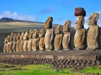 Descubren nuevos detalles sobre las esculturas de la Isla de Pascua
