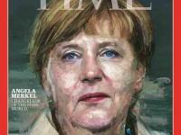 Time elige a Angela Merkel persona del año