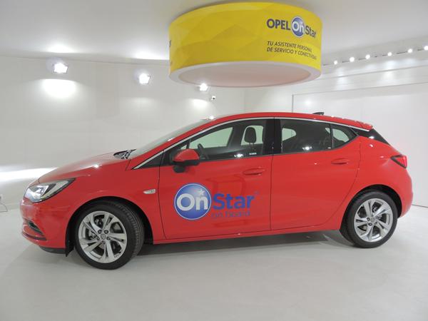 Descubre el potencia del nuevo Opel Astra en el concesionario de Luis Batalla