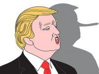 Trump aventaja en las encuestas a Clinton