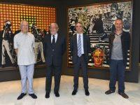 El Centro Cultural Bancaja repasa la obra del Equipo Crónica