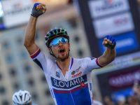 Peter Sagan revalidó su mundial de ciclismo