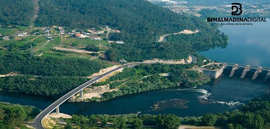 puente castrelo mino construido por Eurofinsa
