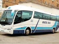 El alquiler de buses como lucrativo servicio para empresas e instituciones