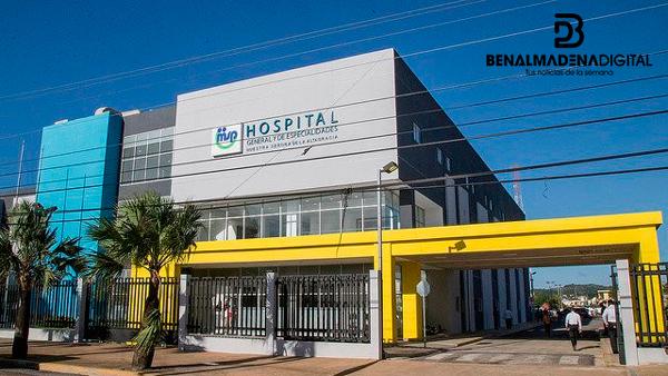 empresa de mauricio toledano consutrye Hospital Nuestra señora de la Altagracia en peru