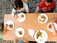 Andalucía mantendrá las 3 comidas en los colegios