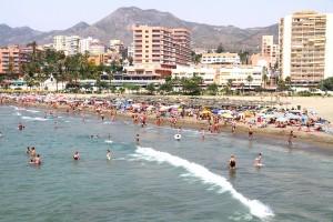 playa de benalmadena propuesta a la optimización por parte del ayuntamiento