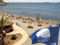 España consigue el récord mundial de banderas azules