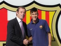 El Barça cometió delito fiscal en el fichaje de Neymar