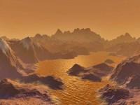 Descubren que el océano de Titán es más salado que el Mar Muerto