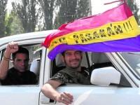Dos españoles se alistan en la milicia prorrusa