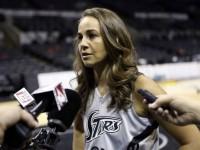San Antonio Spurs ficha a la primera mujer entrenadora de la historia de la NBA