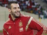 Álvaro Negredo jugará este año cedido en el Valencia