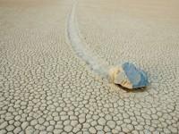 Resuelto el misterio de las rocas que se mueven solas