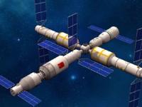 China presenta un plan para tener una estación espacial en 2022