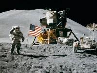La NASA elabora una lista con la basura dejada por el hombre en la Luna