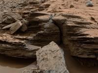 La NASA detecta compuestos orgánicos en la superficie de Marte