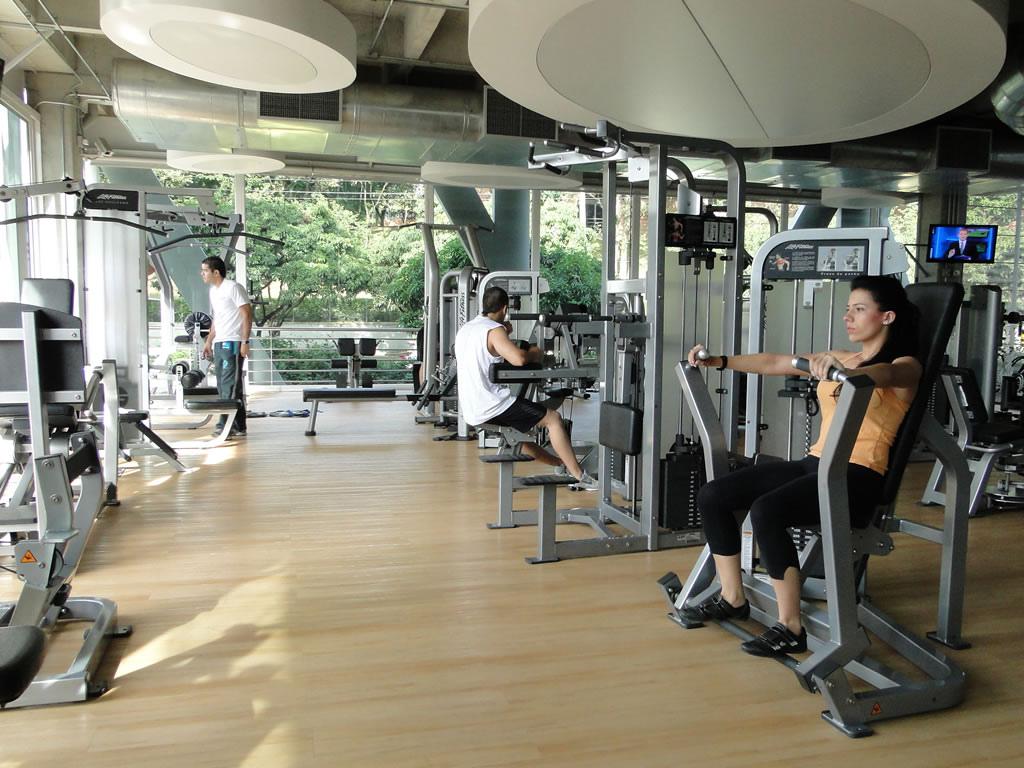 Se ha convertido el gimnasio en una moda tus noticias - Espejos para gimnasio ...