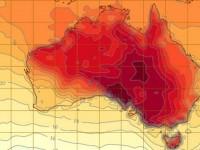 Australia puede aumentar su temperatura en 5,1 grados para el año 2090