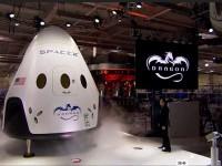 El primer taxi espacial llegará en 2017