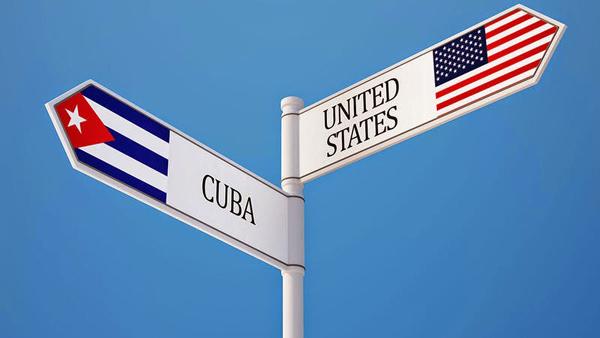 Acto histórico: EEUU y Cuba reabren sus embajadas