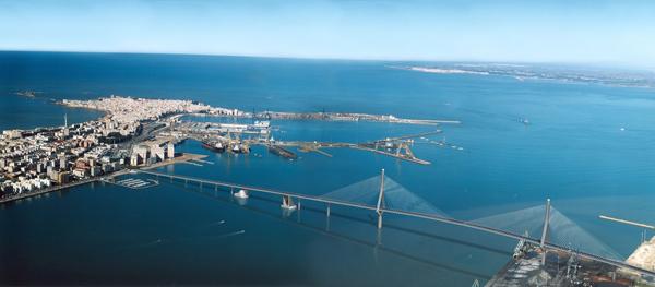 Se inaugura el Puente de Cádiz, uno de los más altos del mundo