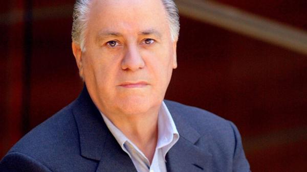 Amancio Ortega, considerado el hombre más rico del mundo