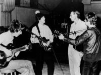 Murió George Martin, el productor beatle