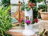 Las mesas de cultivo cobran importancia entre los consumidores de huertos urbanos