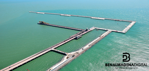 eurofinsa participa en la construccion de un dique en açu