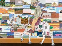 Muestra pictórica de Eduardo Arroyo en el Museo de Bellas Artes de Bilbao