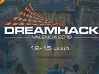 DreamHack Valencia se celebra entre los dias 12 y 15 de julio