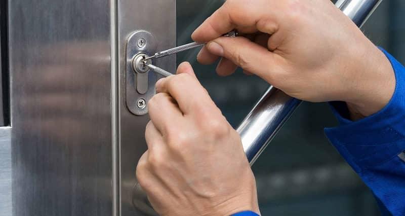 Como diferenciar a un cerrajero profesional de un estafador