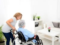 Los mayores disfrutan de una excelente calidad de vida en las Residencia Reifs de mayores