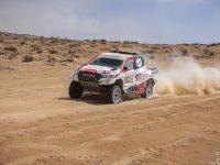 Fernando Alonso participará en el Dakar 2020