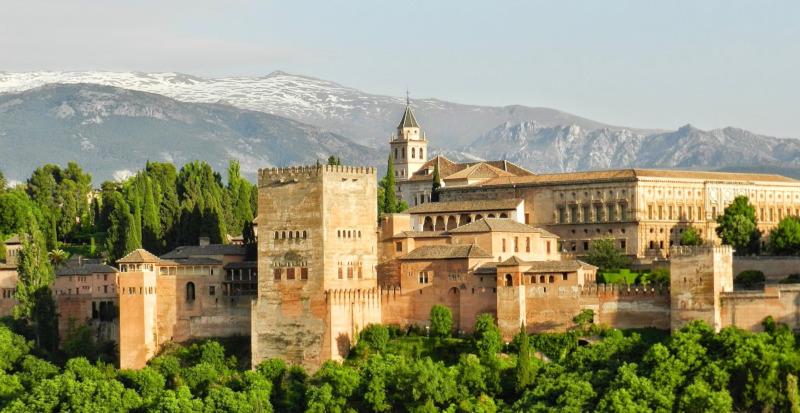 monumentos Andalucía