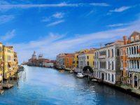 Venecia se inunda hasta los 187 centímetros