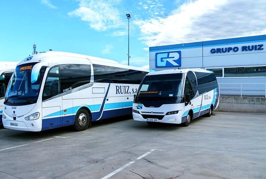 Grupo Ruiz y su apuesta por los autobuses sostenibles