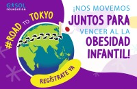 Gasol Foundation y 'Road To Tokyo': Lucha contra la obesidad infantil